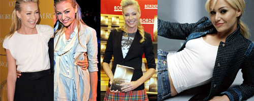 Most Stylish Lesbians, Portia de Rossi, Style Geek, Lesbian Fashion