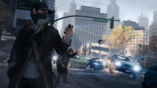 《看門狗》Watch Dogs 開放世界實機遊戲畫面 遊戲魔人