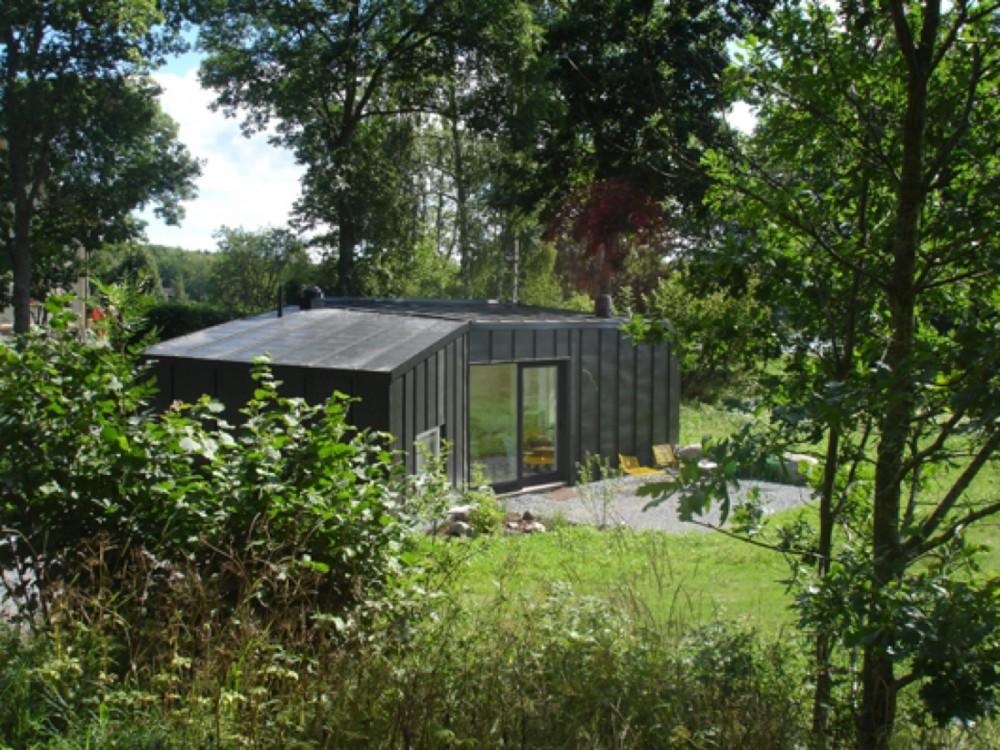 small prefab guest house sweden modern prefab modular