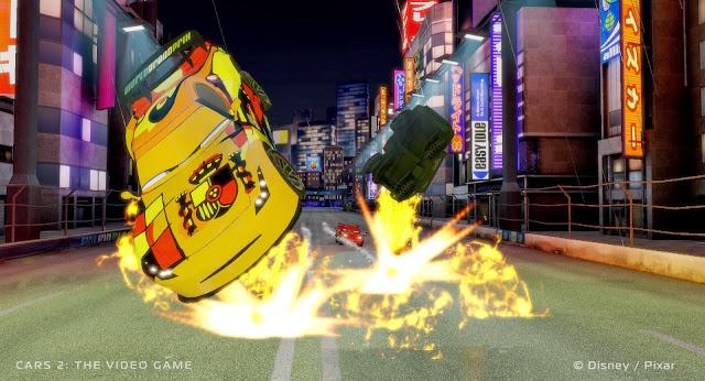 Cars 2 Pc Game Screenshots