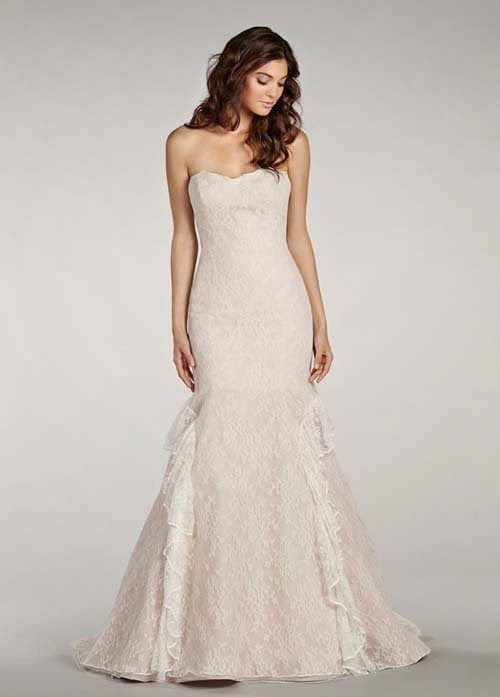 Wedding Dresses Spring 2014 Collection Blush by Hayley Paige