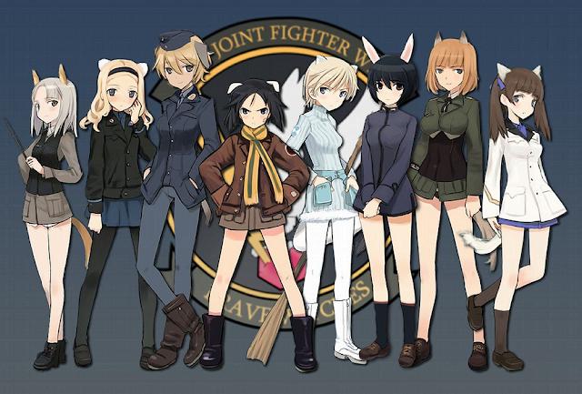 Acara Untuk Anime 'Strike Witches' Akan Ungkapkan Informasi Penting