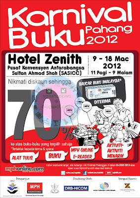 MPH Book Carnival-Pahang