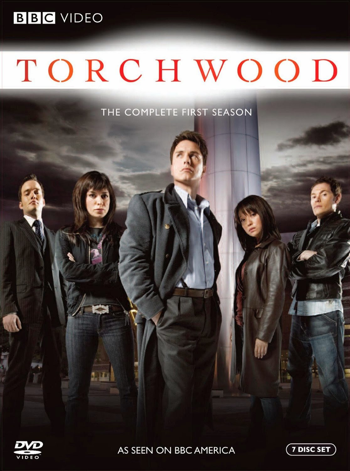 Torchwood – Todas as Temporadas Dublado / Legendado (2006)