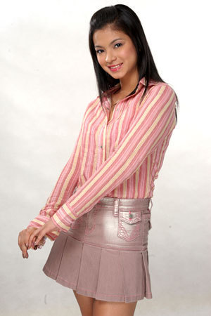 Angel Locsin (born Angelica Colmenares born on April 23, 1985 in