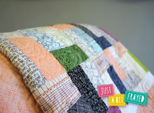 Architextures version of Off the Air quilt pattern!
