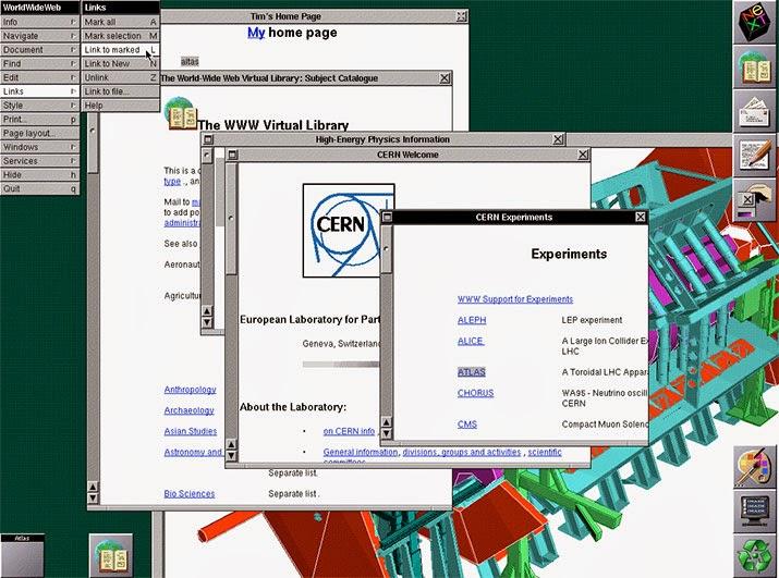 25 de ani de Internet