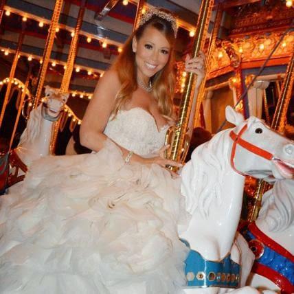 Mariah Carey - Os 60 anos da Disney Land