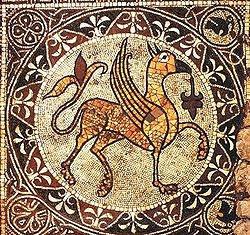 Mosaico in Puglia