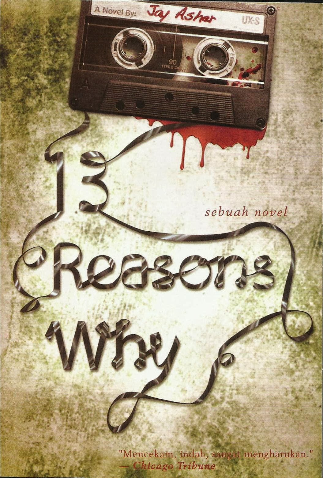 13 reasons why book review How '13 reasons why' gets suicide wrong: voices people who don't want to live need professional help you can't save them with kindness.