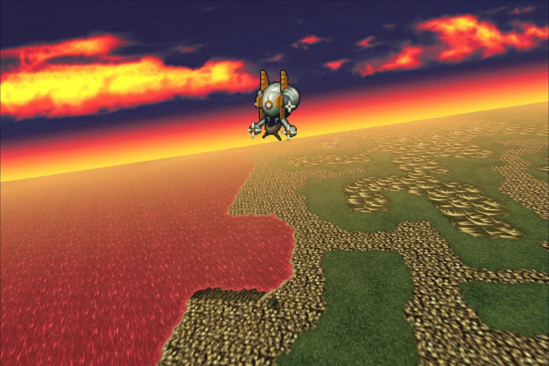 Final Fantasy VI v2.0.4 Patched