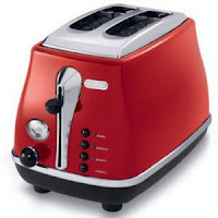 Amazon : Buy Delonghi Icona CTQ 2003 2-Slice Toaster Rs. 2799 only