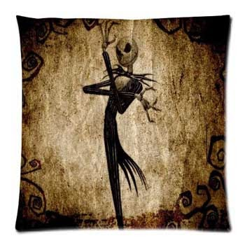 Skeleton Jack Cushion from the movie Nightmare before Christmas