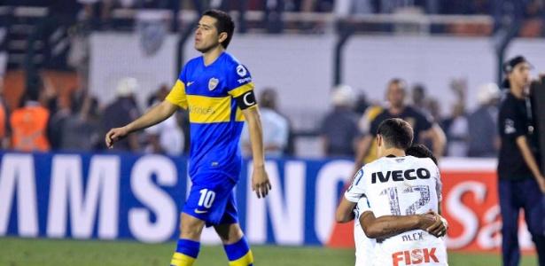 Riquelme confirma saída do Boca Juniors após perder título da Libertadores