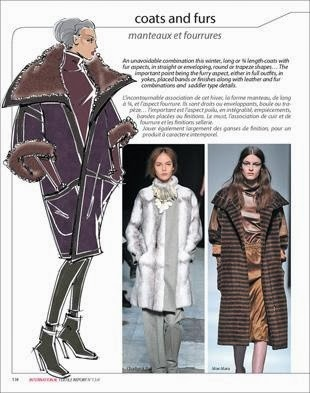 FASHION VIGNETTE: TRENDS // TEXTILE REPORT . A/W 2014-15
