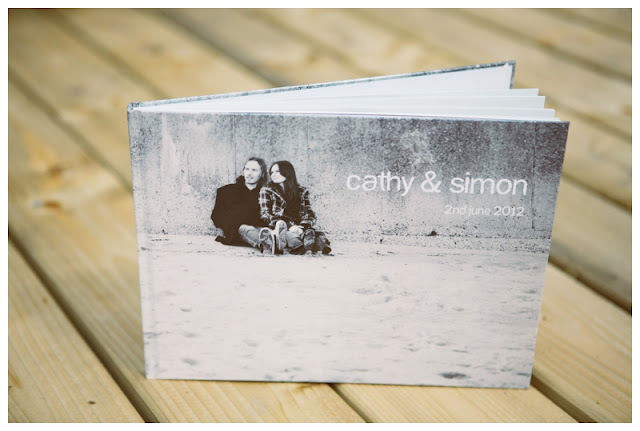 Guest Book – Cathy and Simon, Kinghorn Engagement