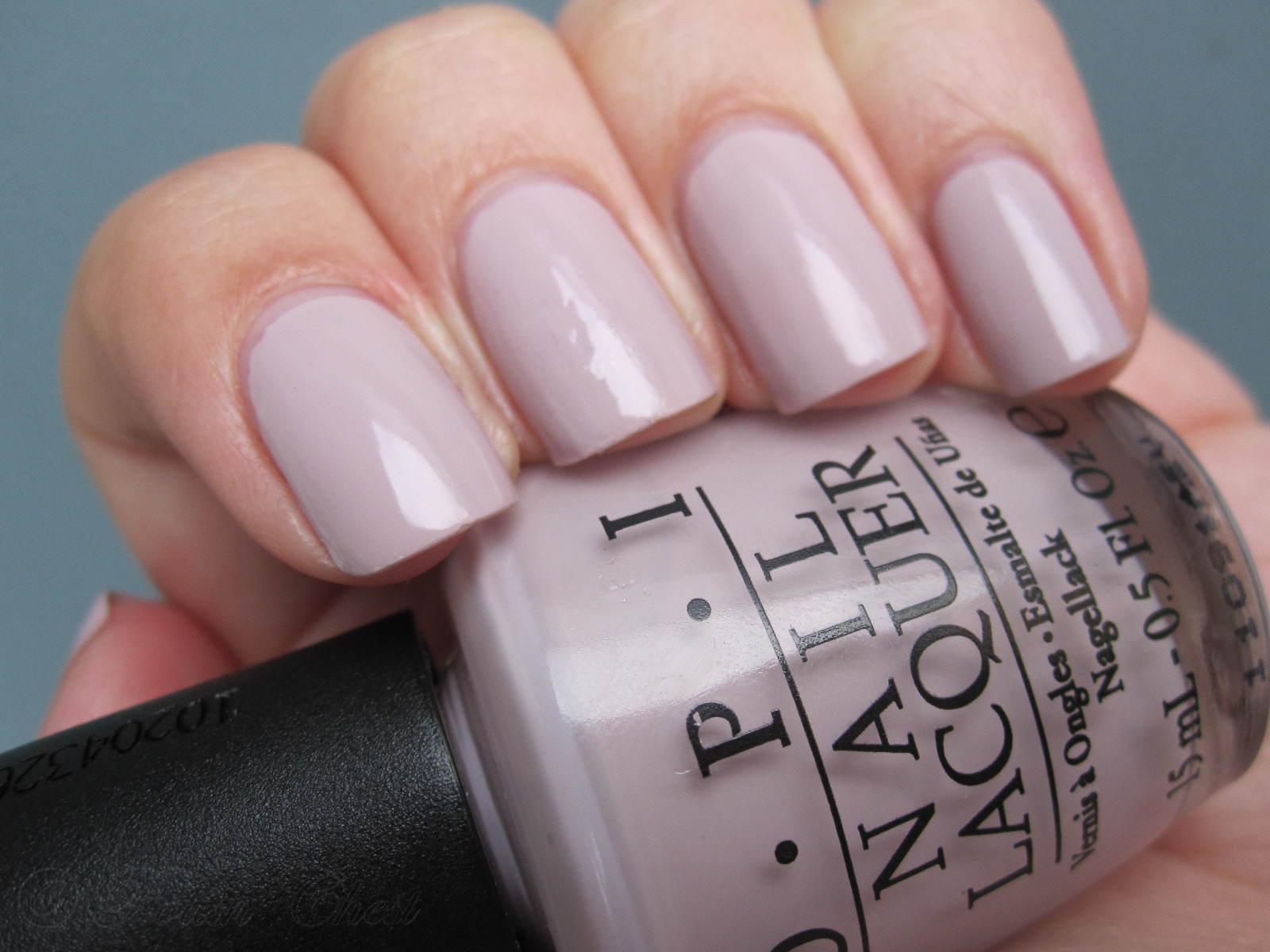 Polish Chest: OPI - Steady As She Rose