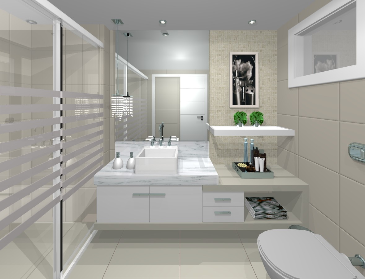 decoracao e banheiro:Apartment Bathroom Decorating Ideas