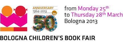 Feria del Libro Infantil de Bolonia, Italia