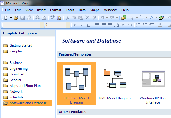 Diagram visio 2013 database model diagram template : Visio 2013 Reverse Engineer Database Diagram Visio 2013 ...