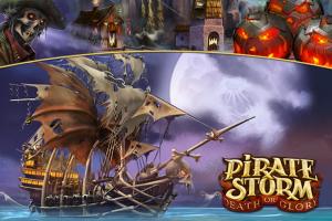 Браузерная игра про пиратов