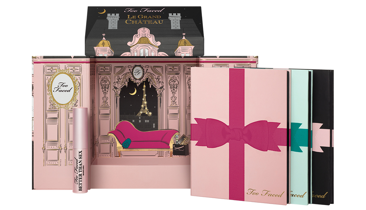 Le Grand Château, Too Faced