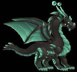 imagen del dragon tesla