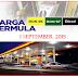 Harga Minyak Petrol Dan Diesel Terkini Bulan September 2015