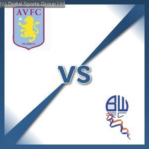 Prediksi Skor Aston Villa vs Bolton