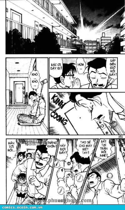Detective Conan - Thám Tử Lừng Danh Conan chap 499 page 11 - IZTruyenTranh.com