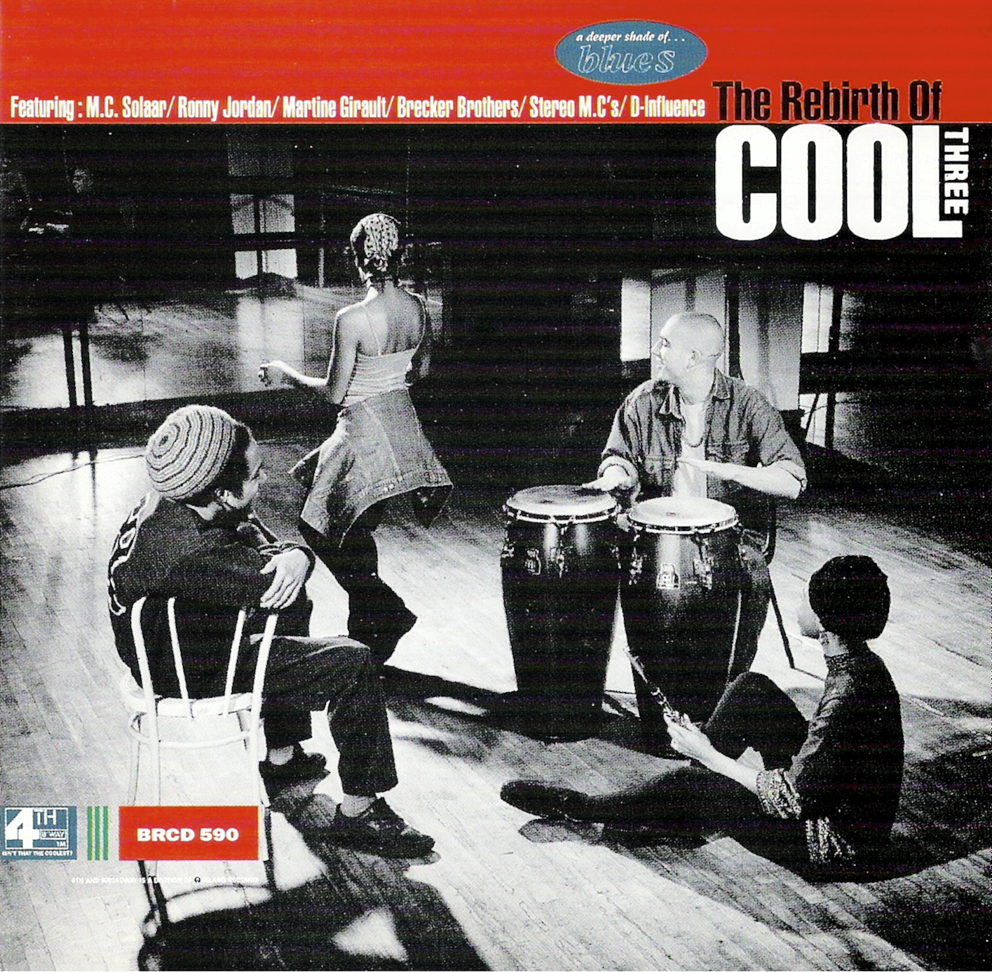 Future Jazz Room Various The Rebirth Of Cool Vol 3
