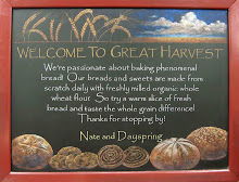 great harvest board