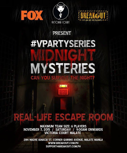 Victoria Court #VPARTYSERIES Midnight Mysteries