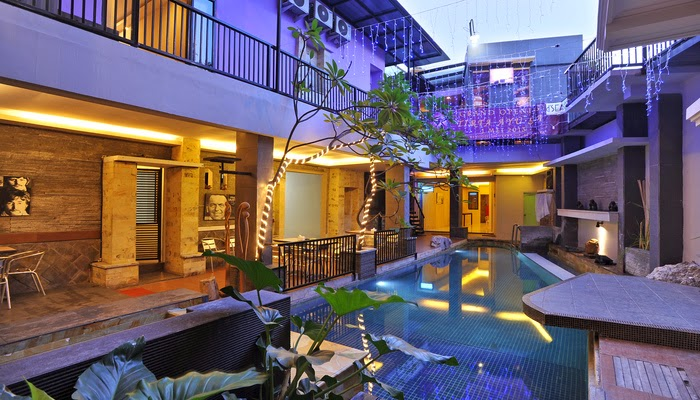 D Season Hotel Bintang 3 Alamat Tenggilis Utara 14 Jemursari Surabaya Jumlah Kamar