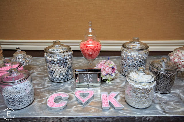 The Sagamore Wedding - Lake George, NY - Flowers - Candy Bar