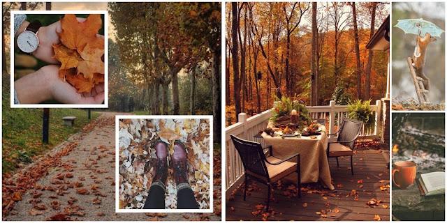 Jesienne inspiracje | Tumblr