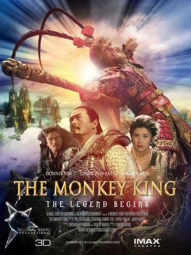 Watch movie The Monkey King 2014 online