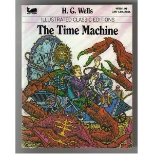 Thesis statement for the time machine by h.g wells
