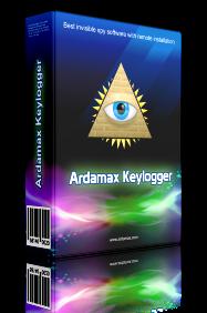 Ardamax KEYLOGGER Full Crack Key