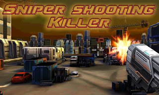 Screenshots of the Sniper Shooting Killer for Android tablet, phone.