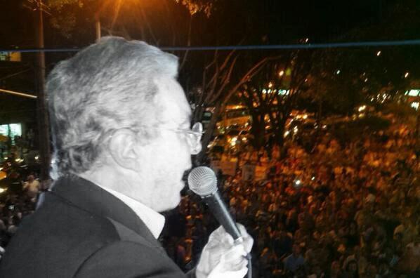 Uribe Vélez discurso