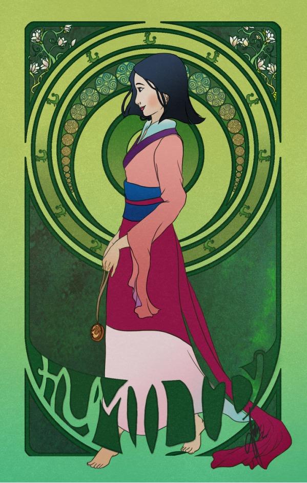 Mulan humility filmprincesses.blogspot.com