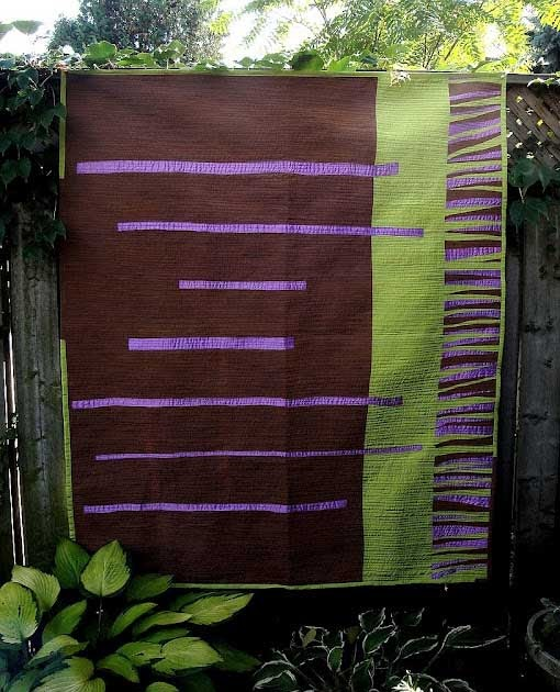 Line Art Quilt Kit : The needle and thread network friday feature kit lang