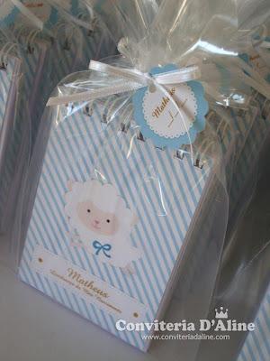 lembrança maternidade bloquinho anotações