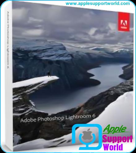 Adobe Photoshop Lightroom 6.0 Multilingual