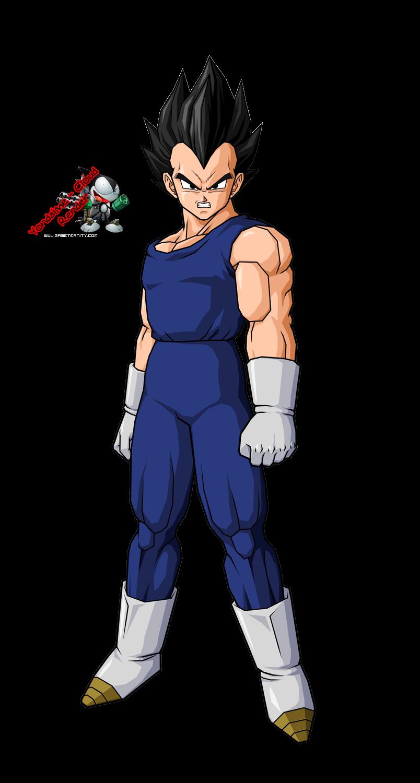 Vegeta Normal Dragon Ball Z Vegeta N...