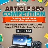 Kompetisi SEO Beon Intermedia