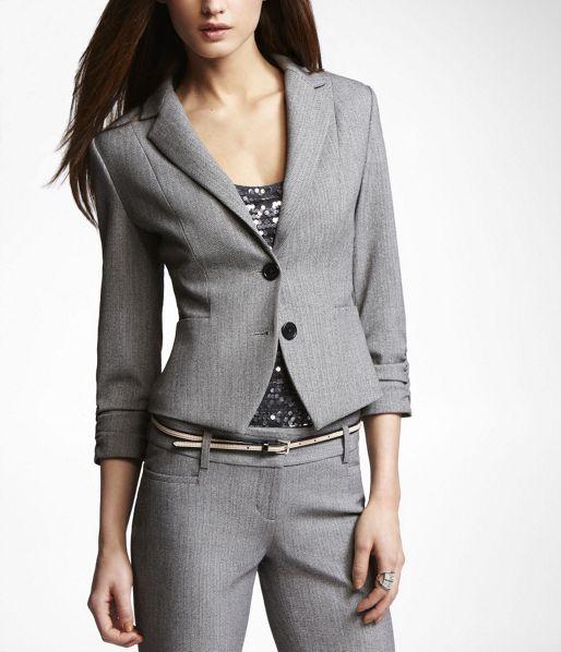 blazer social feminino 10