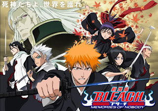 Bleach – 1 º Filme – Memories of Nobody – HDTV AVI Legendado + RMVB Legendado