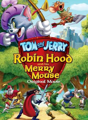 Tom Và Jerry: Robin Hood Và Chú Chuột Vui Vẻ (thuyết Minh)
